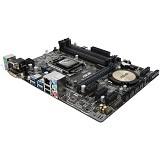 ASUS Motherboard Socket LGA1150 [H97M-E] - Motherboard Intel Socket LGA1150